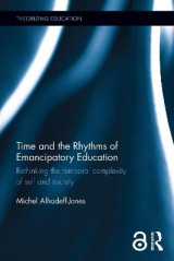 Omslag - Time and the Rhythms of Emancipatory Education