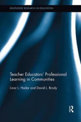 Omslag - Teacher Educators' Professional Learning in Communities