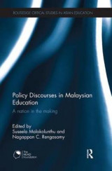 Omslag - Policy Discourses in Malaysian Education