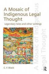 Omslag - A Mosaic of Indigenous Legal Thought