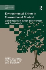 Omslag - Environmental Crime in Transnational Context