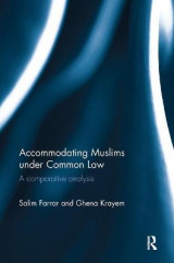 Omslag - Accommodating Muslims under Common Law