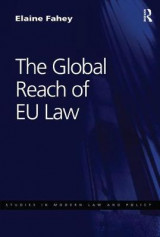 Omslag - The Global Reach of EU Law