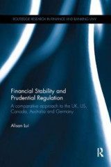 Omslag - Financial Stability and Prudential Regulation