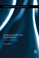 Omslag - Analysing Health Care Organizations