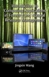 Omslag - Introduction to Computing Applications in Forestry and Natural Resource Management