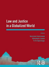 Omslag - Law and Justice in a Globalized World