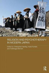 Omslag - Religion and Psychotherapy in Modern Japan