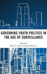 Omslag - Governing Youth Politics in the Age of Surveillance