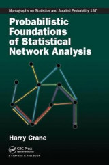 Omslag - Probabilistic Foundations of Statistical Network Analysis