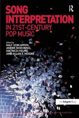 Omslag - Song Interpretation in 21st-Century Pop Music