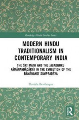 Omslag - Modern Hindu Traditionalism in Contemporary India