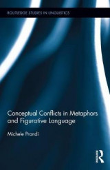 Omslag - Conceptual Conflicts in Metaphors and Figurative Language