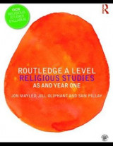 Omslag - Routledge A Level Religious Studies