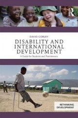Omslag - Disability and International Development