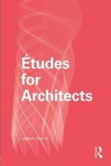 Omslag - Etudes for Architects