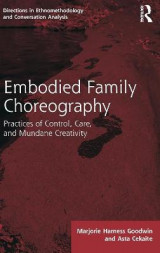 Omslag - Embodied Family Choreography