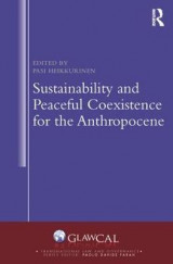 Omslag - Sustainability and Peaceful Coexistence for the Anthropocene