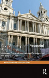 Omslag - Civil Society and Financial Regulation