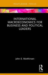 Omslag - International Macroeconomics for Business and Political Leaders