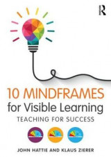 Omslag - 10 Mindframes for Visible Learning