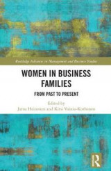 Omslag - Women in Business Families