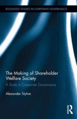 Omslag - The Making of Shareholder Welfare Society