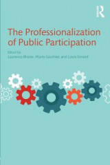 Omslag - The Professionalization of Public Participation