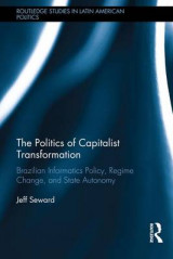 Omslag - The Politics of Capitalist Transformation