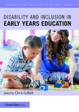 Omslag - Disability and Inclusion in Early Years Education