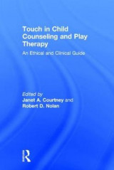 Omslag - Touch in Child Counseling and Play Therapy