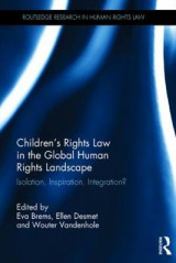 Omslag - Children's Rights Law in the Global Human Rights Landscape