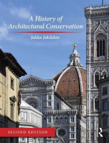 Omslag - A History of Architectural Conservation