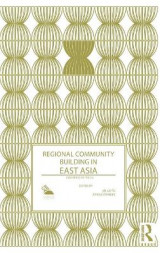 Omslag - Regional Community Building in East Asia