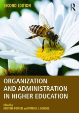 Omslag - Organization and Administration in Higher Education