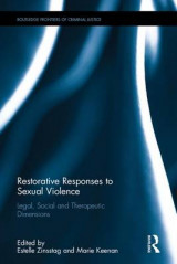 Omslag - Restorative Responses to Sexual Violence