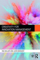 Omslag - Creativity for Innovation Management