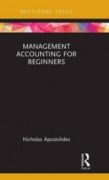 Omslag - Management Accounting for Beginners