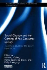Omslag - Social Change and the Coming of Post-Consumer Society