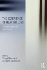 Omslag - The Experience of Hearing Loss