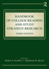 Omslag - Handbook of College Reading and Study Strategy Research