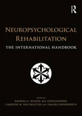 Omslag - Neuropsychological Rehabilitation