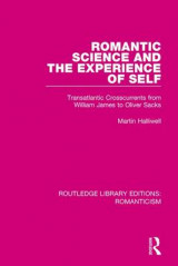 Omslag - Romantic Science and the Experience of Self