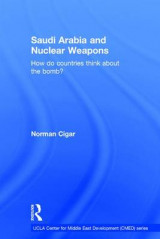 Omslag - Saudi Arabia and Nuclear Weapons