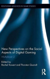 Omslag - New Perspectives on the Social Aspects of Digital Gaming