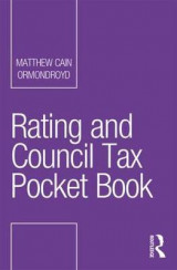 Omslag - Rating and Council Tax Pocket Book