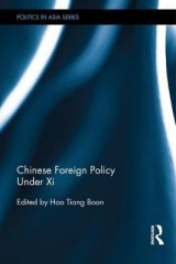 Omslag - Chinese Foreign Policy Under XI