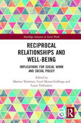 Omslag - Reciprocal Relationships and Well-being