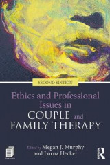Omslag - Ethics and Professional Issues in Couple and Family Therapy