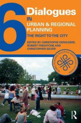 Omslag - Dialogues in Urban and Regional Planning: Volume 6